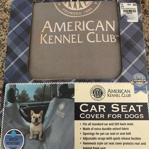 Super Dog Car Cover Gray New In Box Nwt Alphanode Cool Chair Designs And Ideas Alphanodeonline